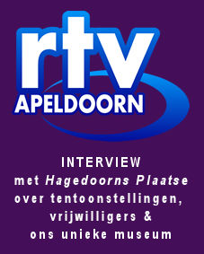 Interview blok HP RTV Apeldoorn